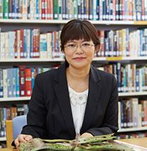 森岡 伸枝 准教授