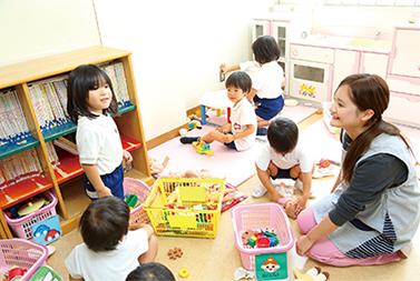 幼稚園コース(2年制)